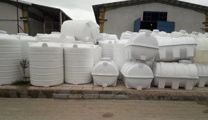 تولید انواع مخزن آب پلی اتیلن