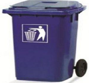 مخزن سطل زباله پلاستیکی