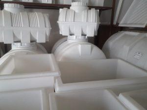 تولید وان پلاستیکی