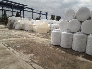 کارخانه تولید مخزن آب