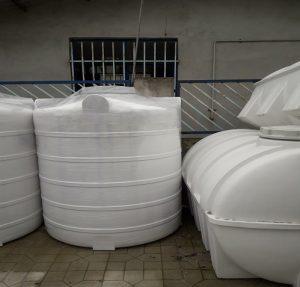 انواع مخازن پلی اتیلن تولیدی اصفهان