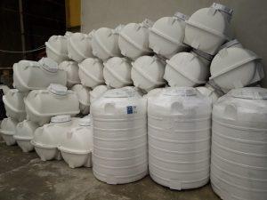 موارد استفاده از مخزن آب پلاستیکی